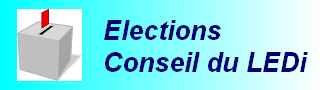 elections conseil